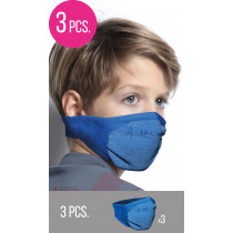 Performance mask - mascherine sportive junior (4-12 anni)- promo 3 pezzi
