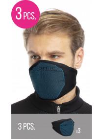 Performance mask - mascherine sportive unisex - promo 3 pezzi