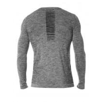 T-shirt manica lunga degradé - Uomo performance -5° / +15°