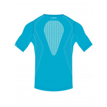 T-shirt holiday uomo performance +5° / +35° - blu